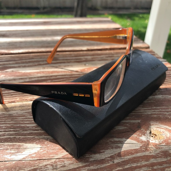 6cae57547645 100% Authentic PRADA Reading Glasses Frames. M 5ad39e7c8290af269b644ff7.  Other Accessories ...